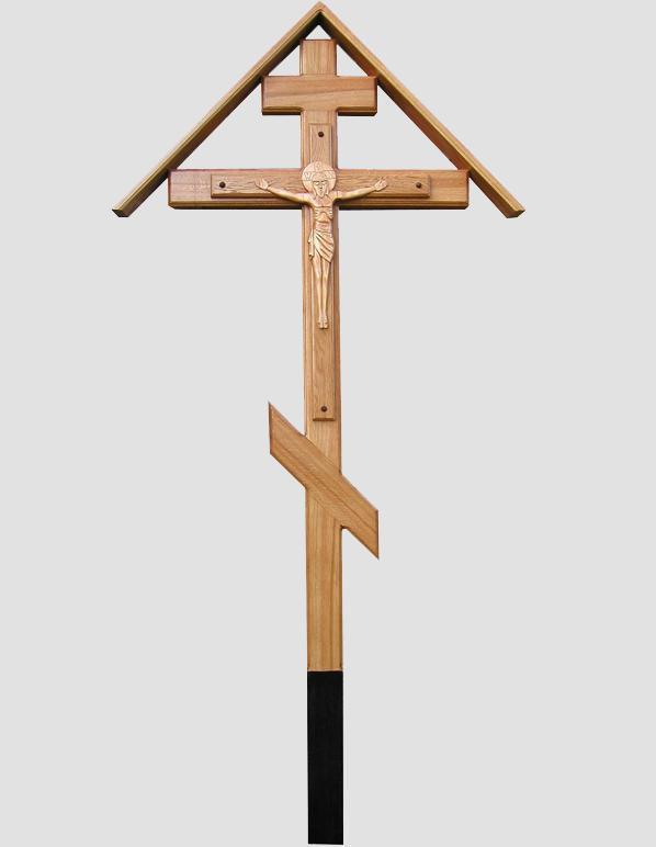 Крест сделать на могилу